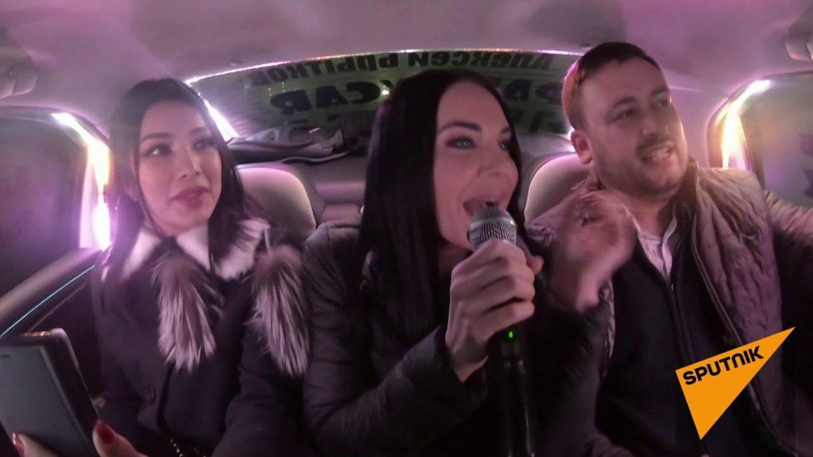Караоке-таксі з'явилось у Вінниці