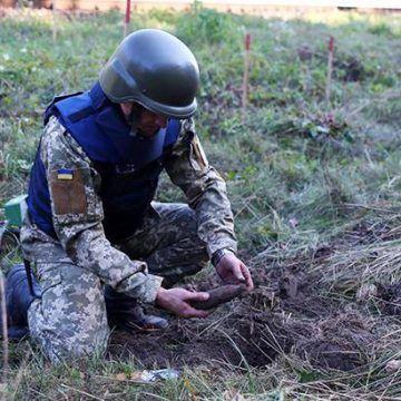 На Вінниччині сапери знищили боєприпаси часів Другої світової