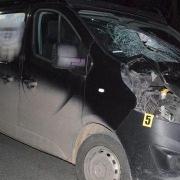 У Шаргородському районі Opel збив пішохода на смерть