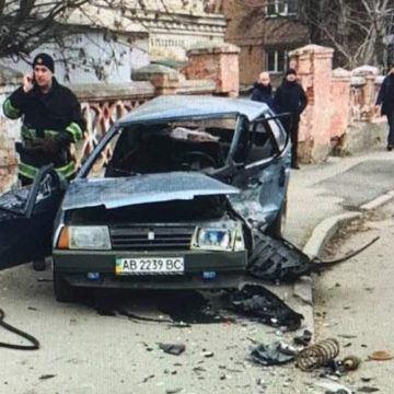 У Вінниці «Рено» протаранив ВАЗ, один із водіїв не вижив
