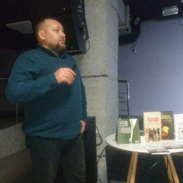 Книга про війну, у якій не стріляють: роман-відкриття «Доця» у суботу презентують у Вінниці