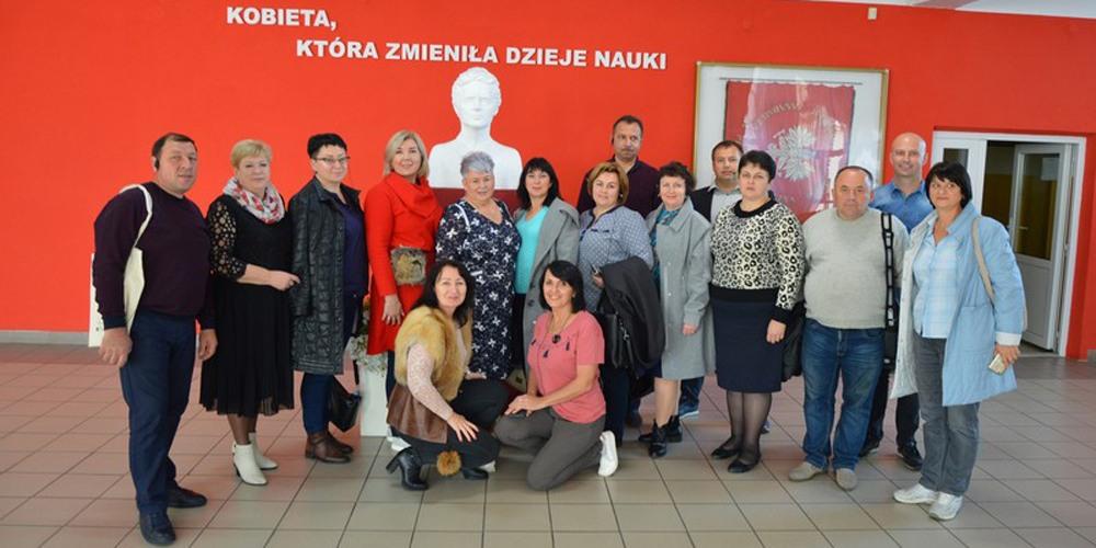 Вінничани ознайомились із освітянським досвідом Польщі