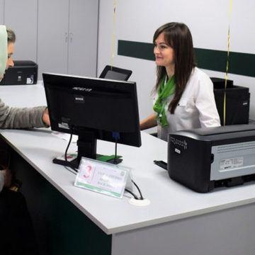 У Літині оновили сервісний центр пенсійного фонду