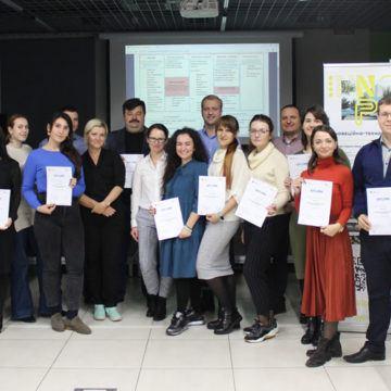 Польські експерти навчали вінничан роботі зі стартапами