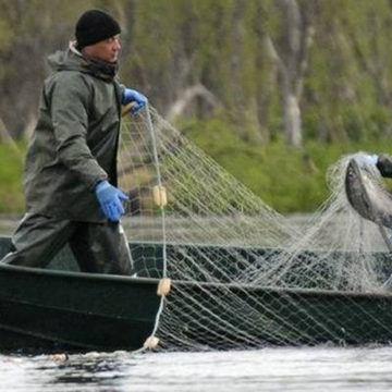 Рибоохоронний патруль вилучив у порушників понад центнер риби