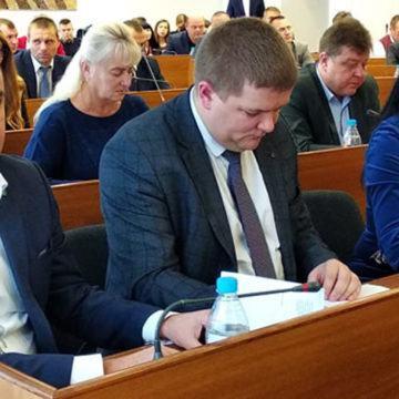 У мера Вінниці новий заступник, а в депутатському корпусі зміни