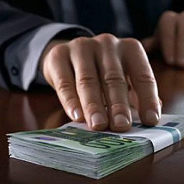 За хабар у 207 тисяч підполковнику поліції присудили аж... 25 тис. грн штрафу