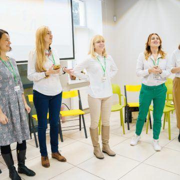 Випускників першої Школи активних вінничан навчили розробляти власні проекти