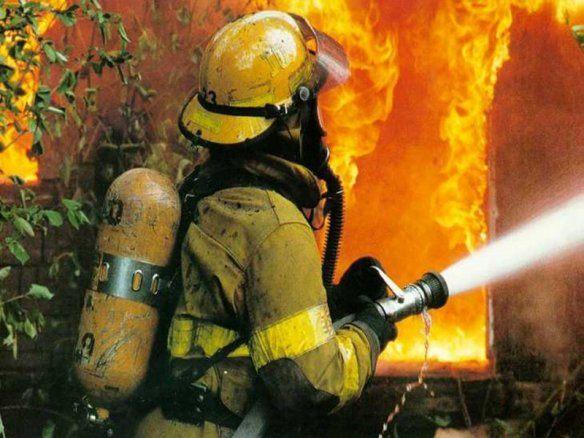 У Могилів-Подільському під час пожежі загинула людина
