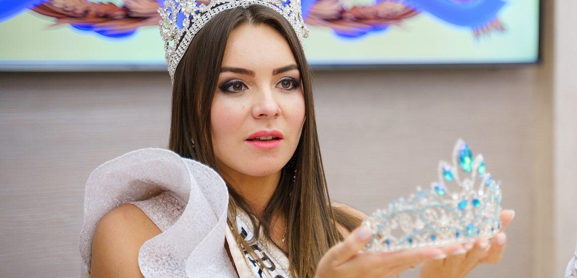 Доцентка ВНТУ представить Україну на конкурсі краси в Китаї