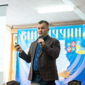 На зустрічі з міністром Миловановим аграрії Вінниччини виступили проти ринку землі