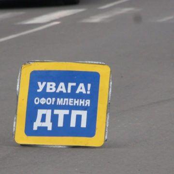 Шестирічна дівчинка потрапила під колеса авто у Хмільнику