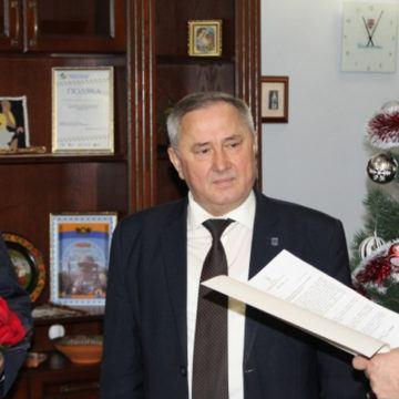 Директор Барського гуманітарно-педагогічного коледжу отримав контракт