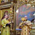 У Вінниці молилися за загиблими в пожежі в Одесі