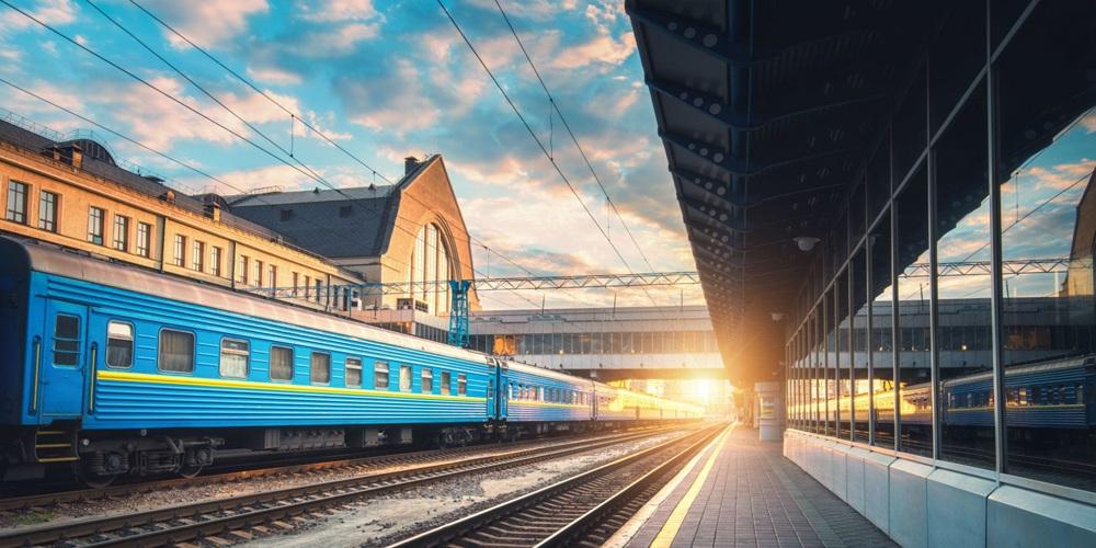 Вінницькі ділянки залізниці - найзавантаженіші в Україні