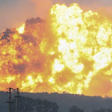 Верховна Рада змінить комісію, яка розслідує пожежу на калинівських складах боєприпасів