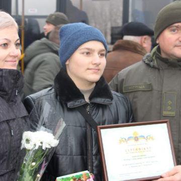 У Вінниці військовослужбовці отримали нові квартири