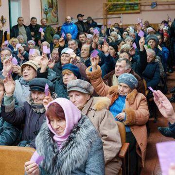 Мешканці Писарівки та Щіток хочуть приєднатись до Вінниці