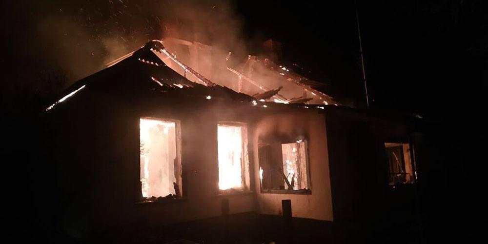 В Оратівському районі згоріли ФАП і дитсадок