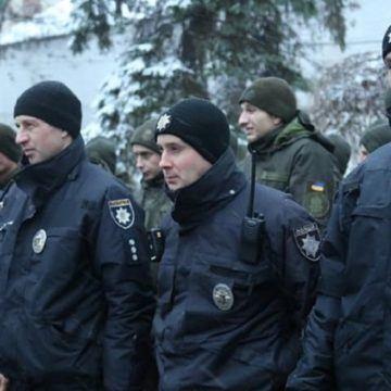 У новорічну ніч поліція працюватиме в посиленому режимі