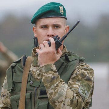 Прикордонники Могилева-Подільського приймали військову присягу