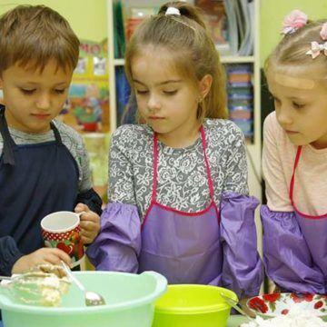 У дитсадках Вінниці організували кулінарний фестиваль