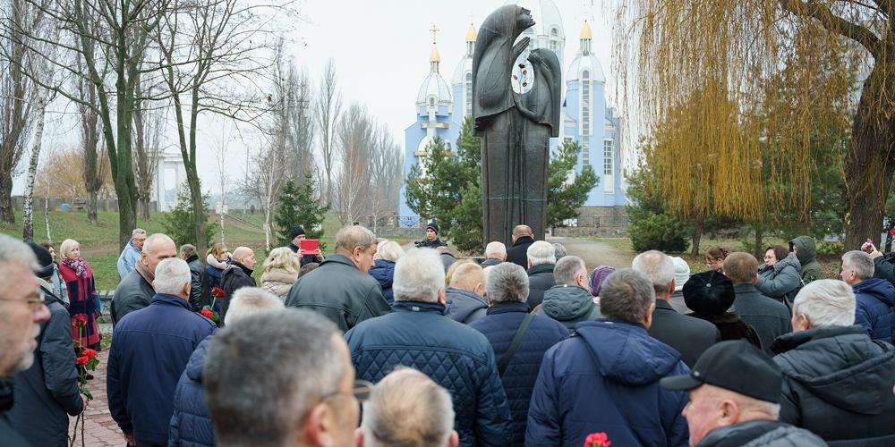 У Вінниці нагороджували та дякували ветеранам-чорнобильцям