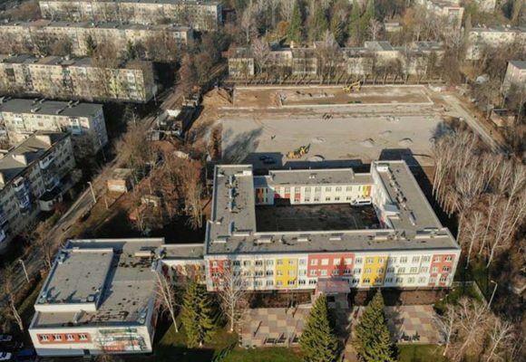 Наступного року вінницька школа №33 отримає новий стадіон