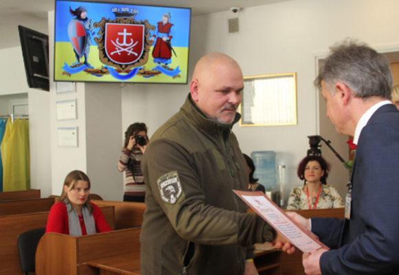 У Вінниці нагородили волонтерів