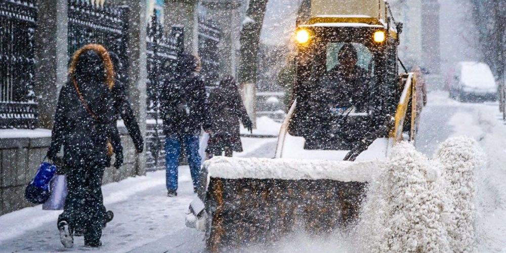 У Вінниці на 2 грудня прогнозують сніг - будьте обережні!