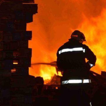На Вінниччині під час пожежі дівчинка отруїлася продуктами горіння