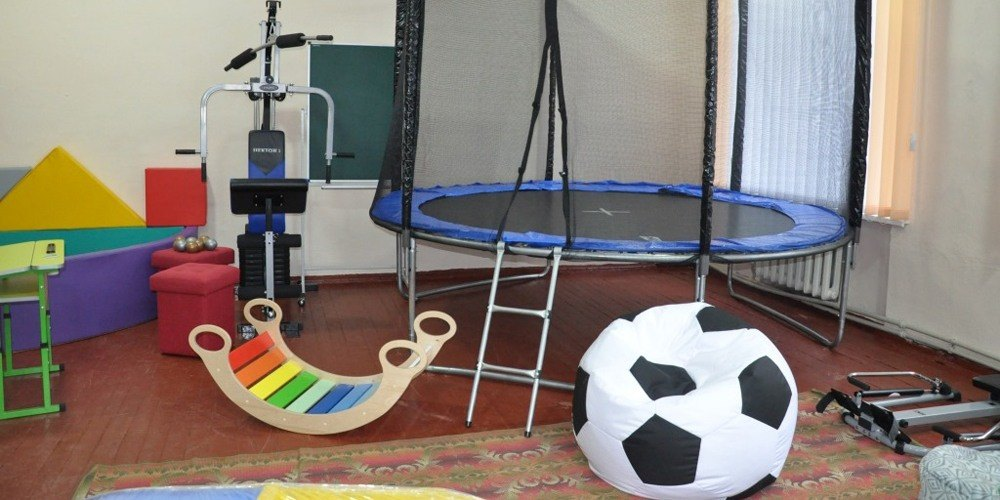 У Барському ліцеї облаштують кімнати для дітей з особливими потребами