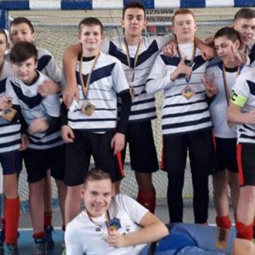 Вінничани стали переможцями у Чемпіонаті України з хокею на траві в приміщенні
