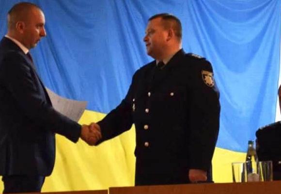 У Жмеринській поліції новий начальник