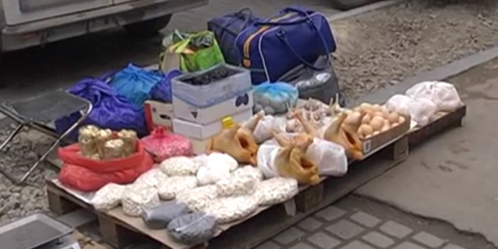 Курятина із вінницької карантинної зони потрапила на Тернопільщину
