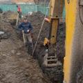 На Старому місті у Вінниці будують мережі каналізації