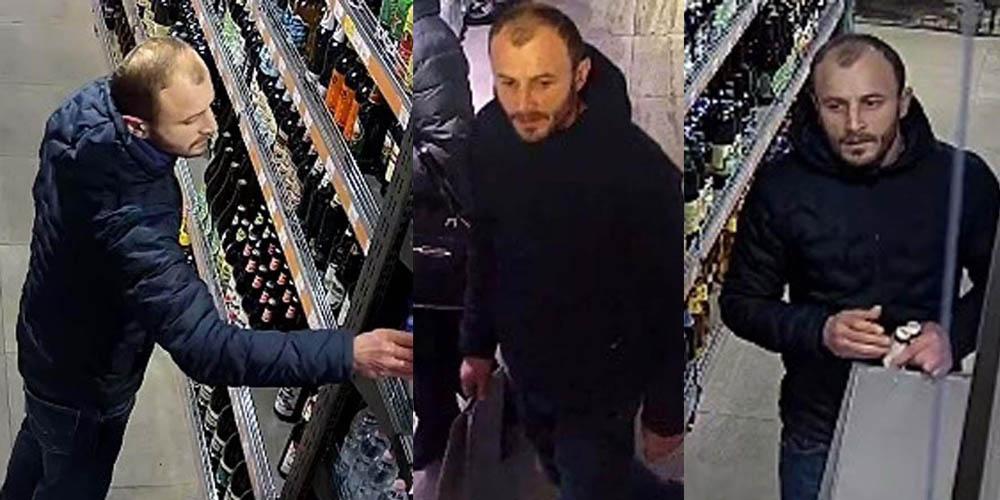 Поліція Вінниці просить допомогти встановити особу чоловіка, зображеного на фото