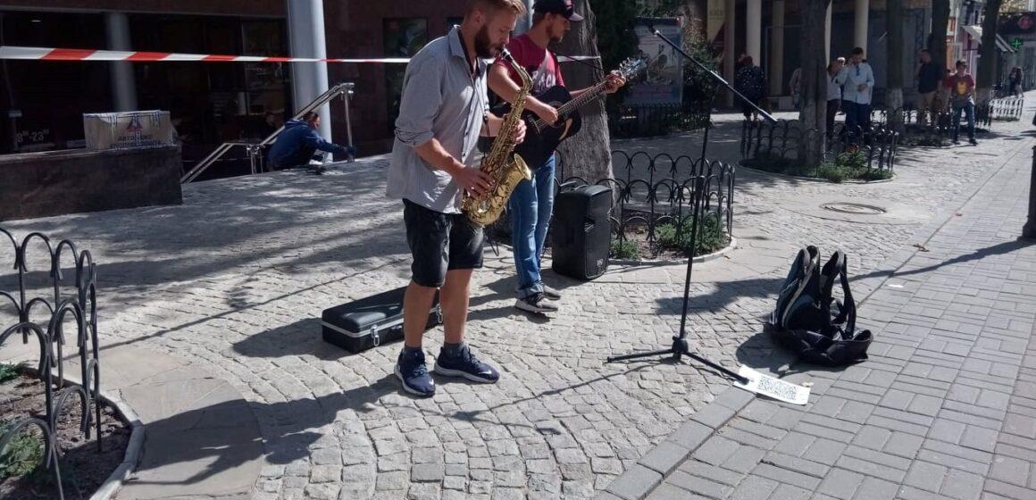 Мешканці Вінниці вимагають врегулювати виступи вуличних музикантів