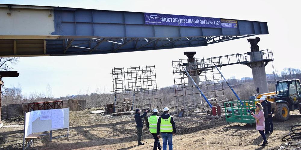 У Вінниці збирають голоси за створення нового мосту