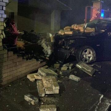 """Водію BMW, який у Вінниці тікав від поліції, """"прилетів"""" ще один протокол"""