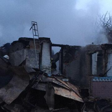 У Немирівський районі, на Вінниччині, під час пожежі загинула людина