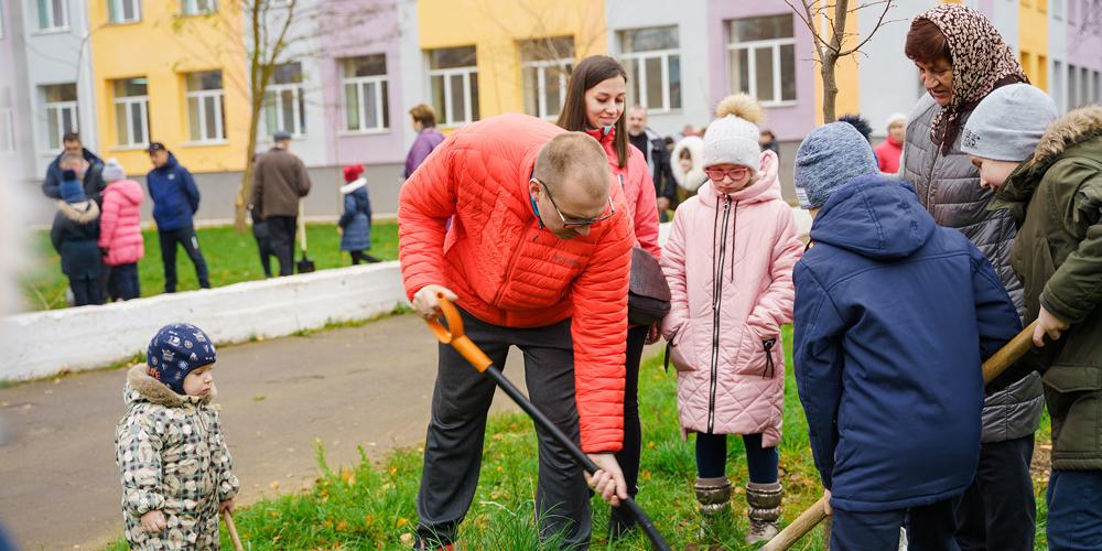 """В рамка акції """"Озеленення України"""" у Вінниці садитимуть дерева 20 березня"""