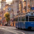 У Вінниці просять зробити зупинку трамваїв біля фонтану Roshen