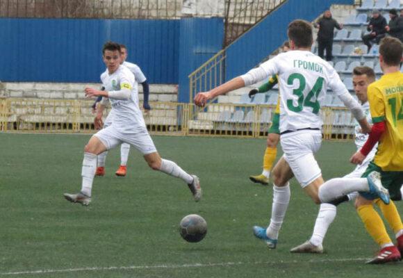 """""""Нива"""" (Вінниця) зіграла у нічию – 0:0 із """"Поліссям"""""""