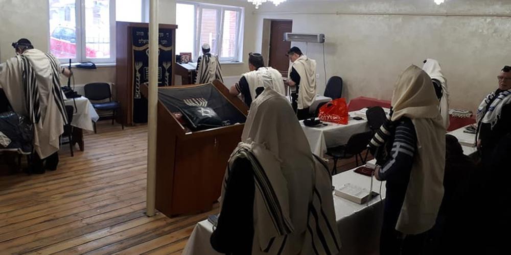 Поліція встановила особу хулігана, який у Вінниці накинувся на помічника рабина