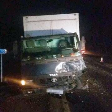 У Гайсинському районі Opel Astra та вантажівки Таtа - є постраждалий