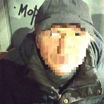 У Вінниці патрульні виявили крадія на залізниці