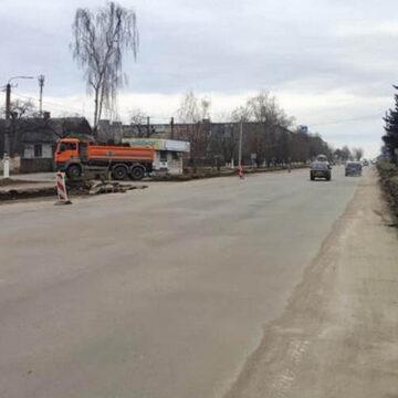 У Вінницькій області відремонтують 184,3 кілометрів автодороги