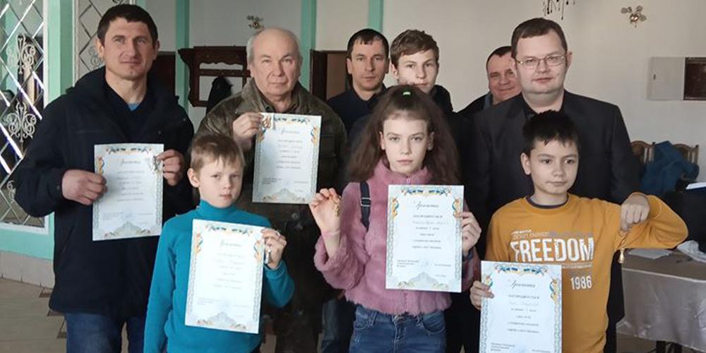 На Вінниччині діти змагалися із дорослими шахістами