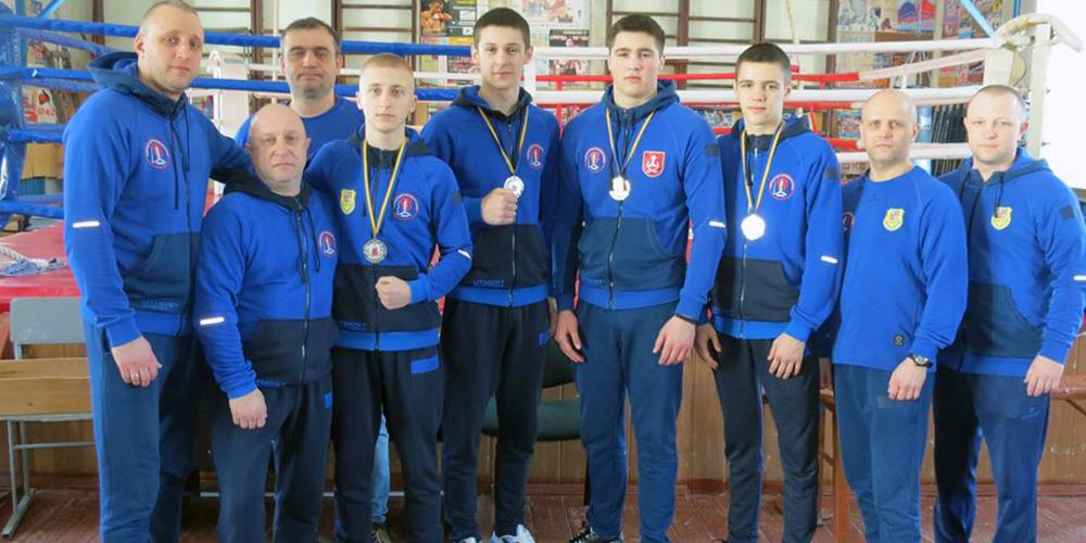 Вінничанина визнали найтехнічнішим боксером Всеукраїнського турніру